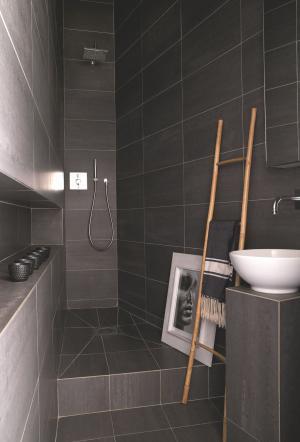 دكور حمام مساحة صغيرة