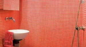 صورة: ديكور ذكي للحمام