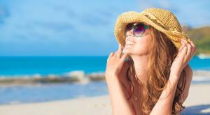 صورة: الذهاب إلى الشاطئ في فترة حيضك
