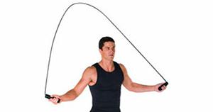 صورة: فوائد قفز الحبل لإنقاص الوزن