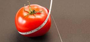 صورة: الطماطم لانقاص الوزن