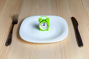 صورة: وجبات نظام الصيام المتقطع